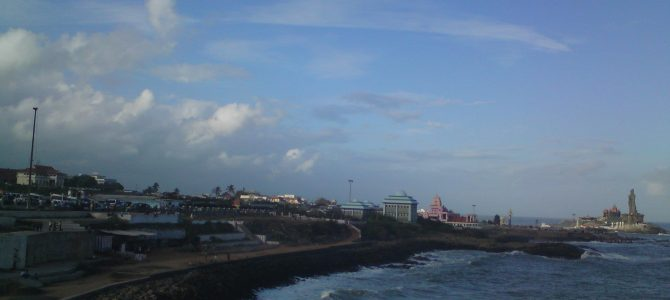 Important Tourist Place in Kanyakumari